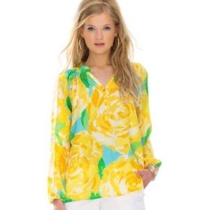 Lilly Pulitzer First Impressions Elsa- Yellow